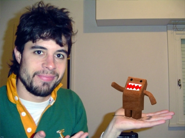 my friendo - domo-kun photo