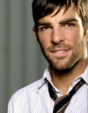 Zachary Quinto wallpaper possibly containing a portrait called zachery quinto,luv luvs_sylar.