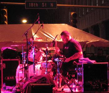 15th City Stages সঙ্গীত Festival, Miller Lite Stage - Birmingham, AL