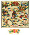 1949 Original Candy Land Game