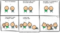 2009 newest comics! - cyanide-and-happiness photo