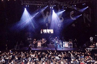 9th WBCN River Rave, Tweeter Center - Mansfield, MA