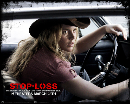 Abbie Cornish Stop Loss پیپر وال