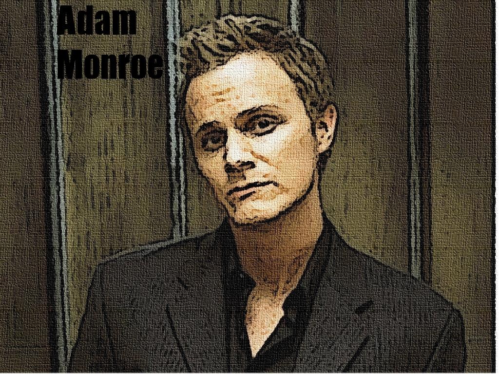 Adam Monroe fond d'écran