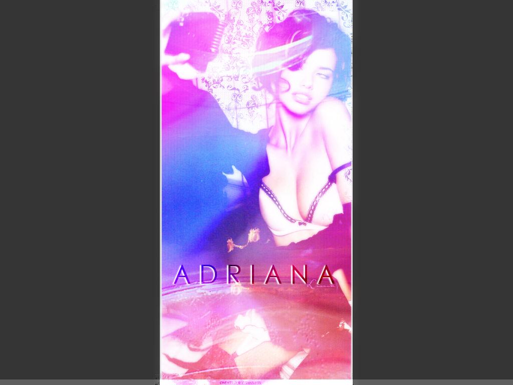 Adriana F Lima ヴィクトリアズ シークレット 壁紙 3370541 ファンポップ