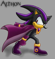 Aethon the Hedgehog ^^