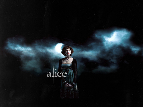 Alice Cullen wallpaper titled Alice Cullen Wallpaper
