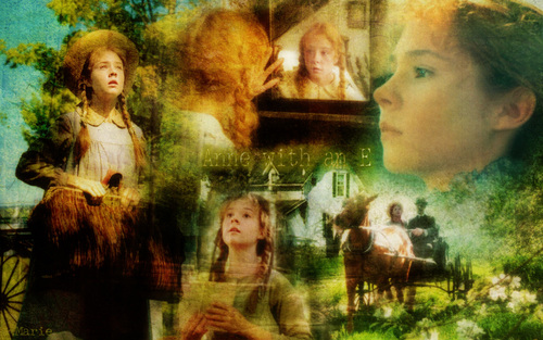 "Anne of Green Gables wallpaper called Anne with an ""E"" widescreen"