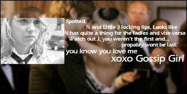 Another (Fiction) Gossip Girl Quote - Gossip Girl Fan Art ...