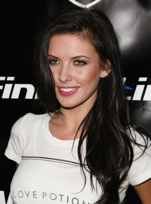 Audrina @ Official calzature Launch For K-DCMA