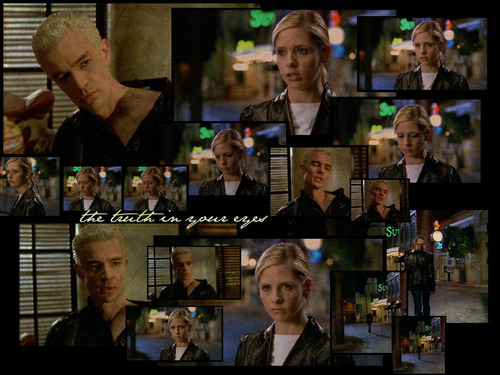 BUFFY & SPIKE (Buffy the Vampire Slayer)