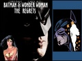 Batman And Wonder Woman - wonder-woman wallpaper