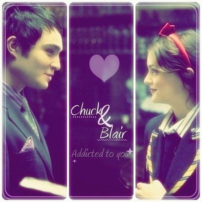 Blair & Chuck wallpaper called Blair and Chuck <33