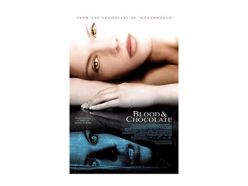 Blood & chokoleti