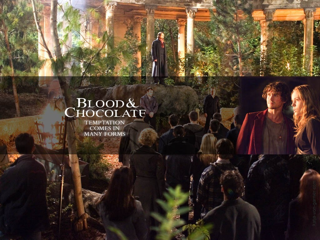 Blood and Chocolate images Blood & Chocolate HD wallpaper and ...