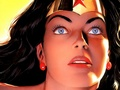 Blue Eyes - wonder-woman wallpaper