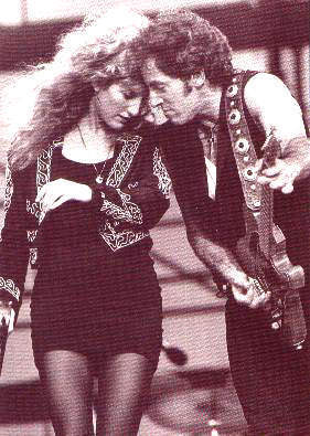 Bruce and Patti