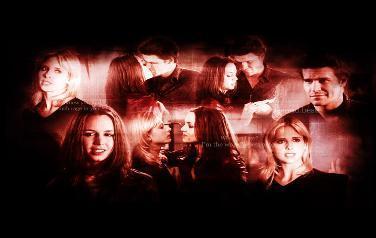 Buffy, Faith, and Angel