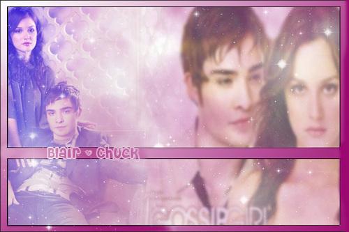 CHUCK & BLAIR ~ A TRUE 爱情 EPIC 爱情 STORY!