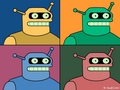 futurama - Calculon wallpaper