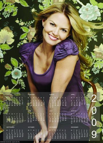 Calendar with Cameron