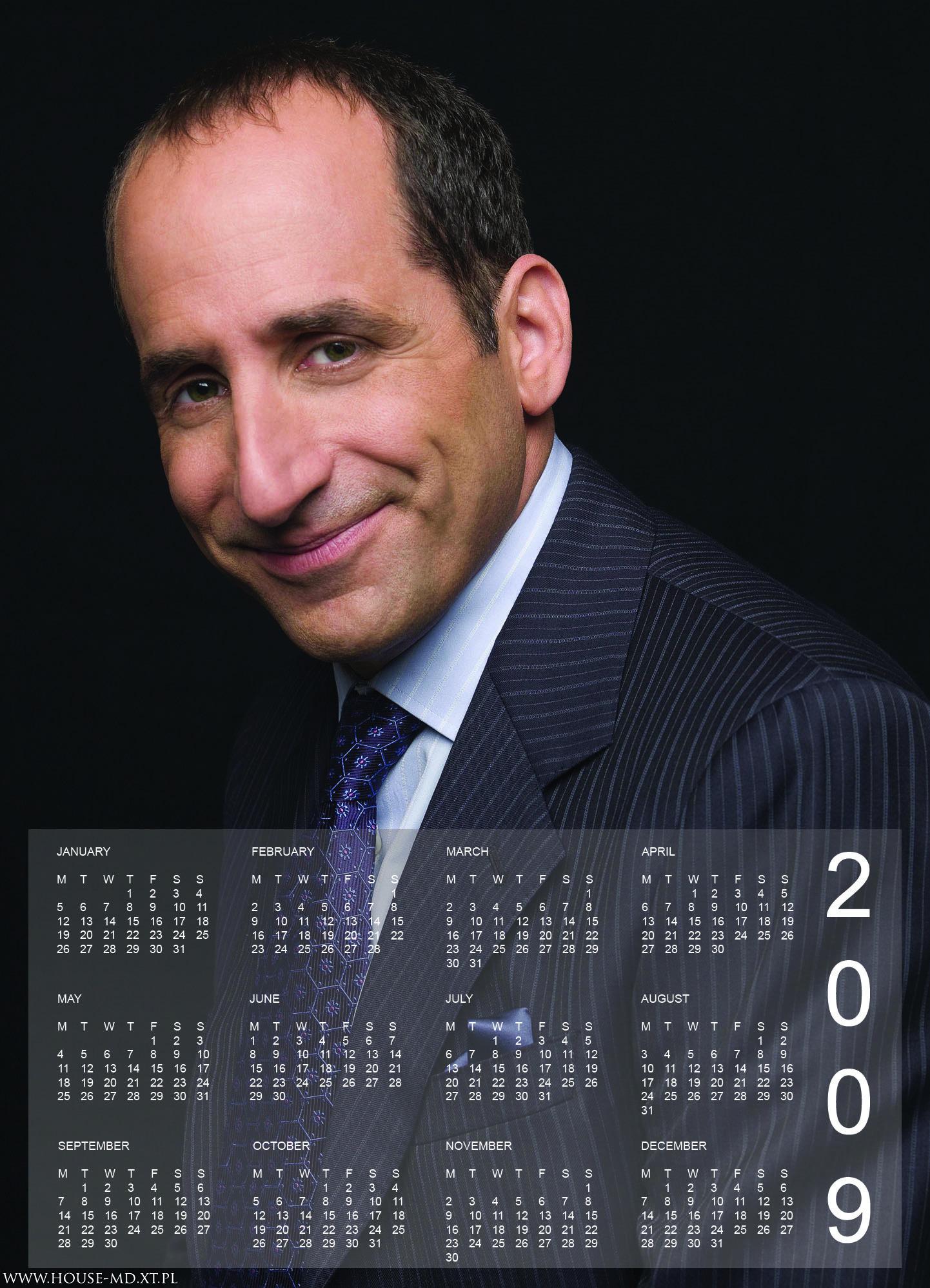 Calendar with Taub