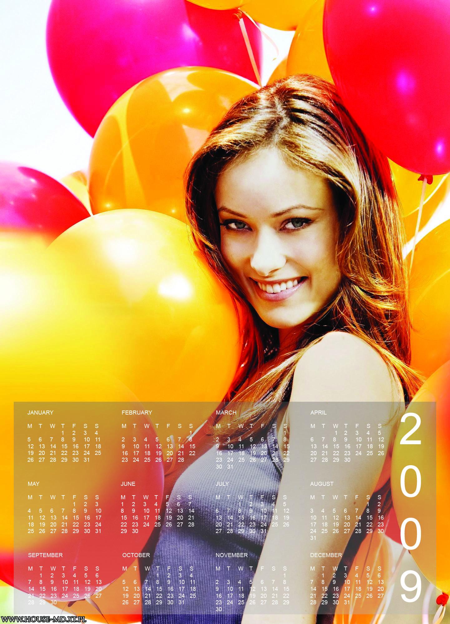 Calendar with Thirteen