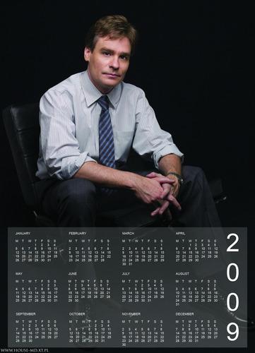 Calendar with Wilson