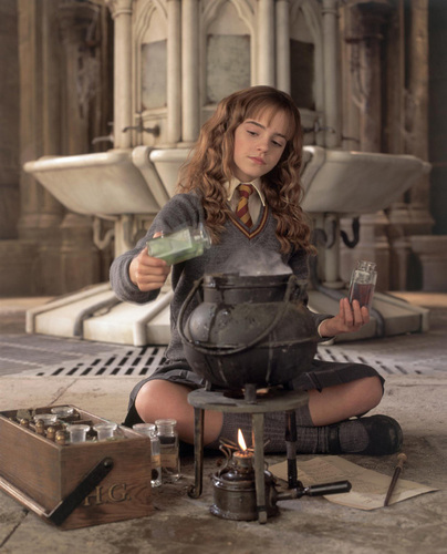 Hermione Granger wallpaper called Chamber of Secrets