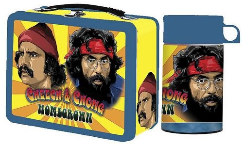 Cheech and Chong Lunch Box