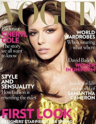 Cheryl In Vogue