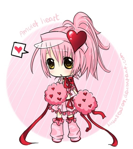 Chibi Amulet Heart - shugo-chara Fan Art