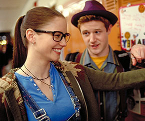 "Chyler (Lexie) in ""Not Another Teen Movie"""