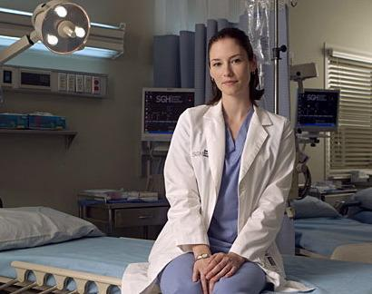 Chyler as Lexie