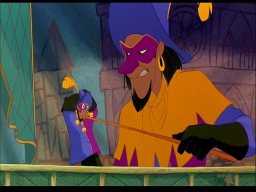 Clopin Trouillefou wallpaper possibly with anime titled Clopin