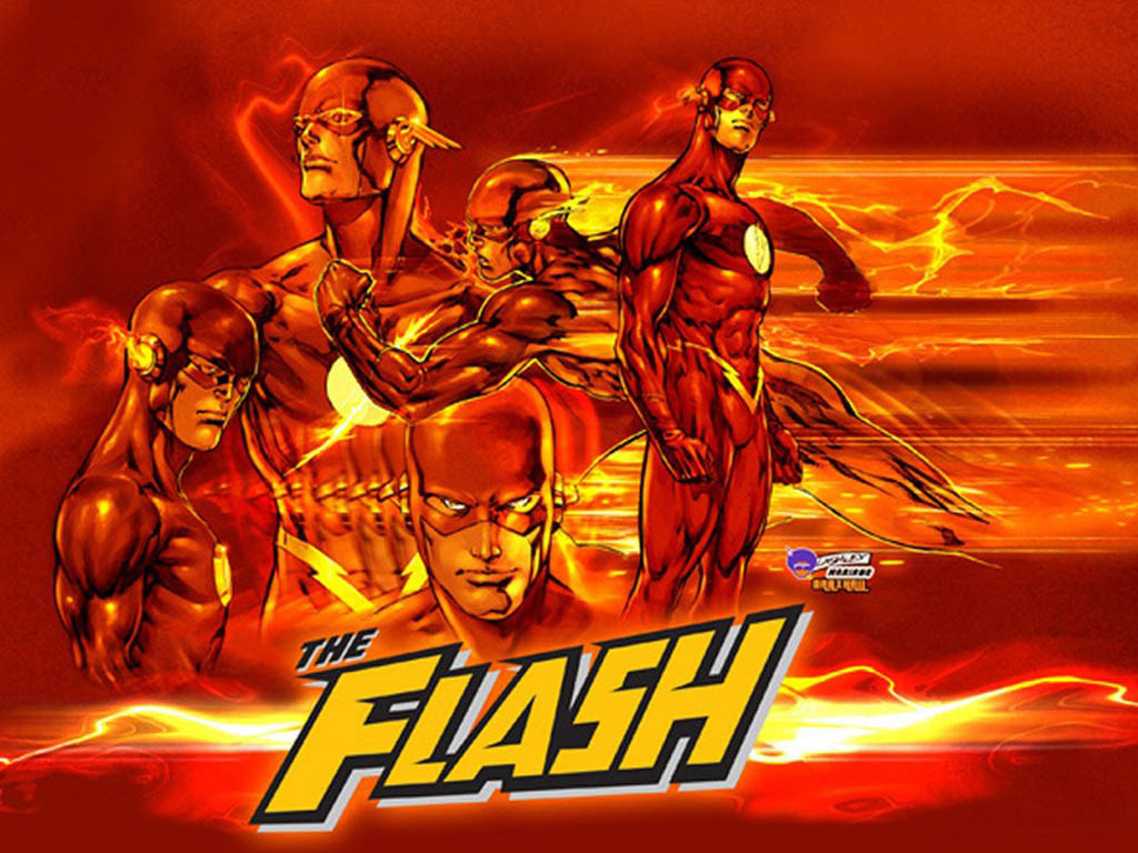 dc comics flash