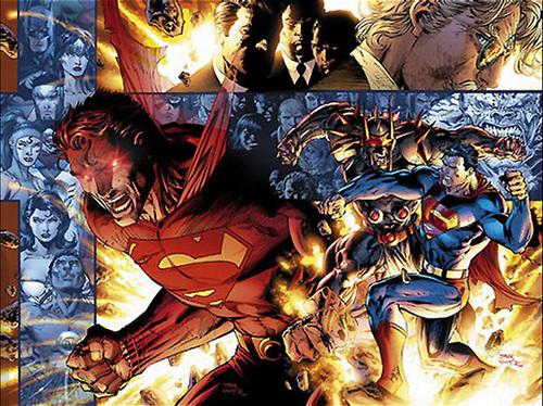 DC super हीरोस