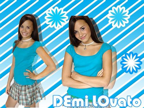 demi lovato wallpaper with a chemise titled Demi Lovato