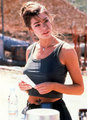 Denise Richards / Dr. Christmas Jones