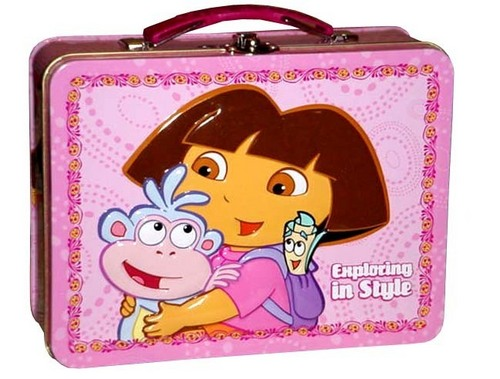 Dora the Explorer Lunch Box