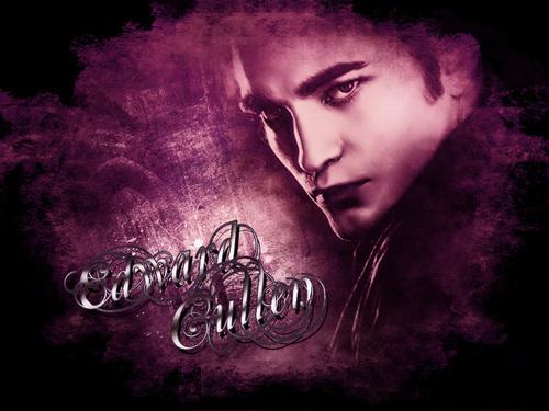 Edward all the way......