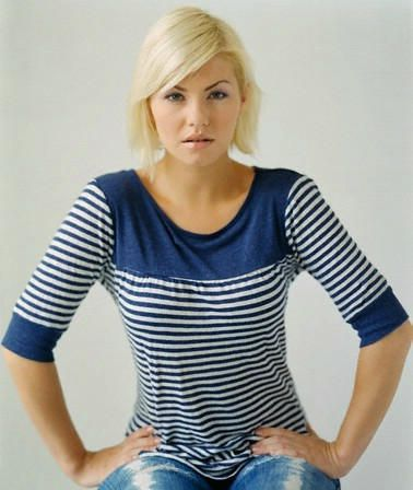 Elisha Cuthbert wallpaper possibly with a playsuit, salopette corta called Elisha