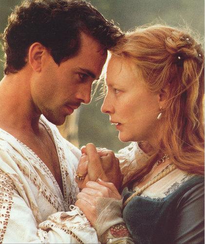 Elizabeth (1998) - Cate Blanchett as Elizabeth I, Joseph Fiennes as Robert Dudley, Earl of Leicester