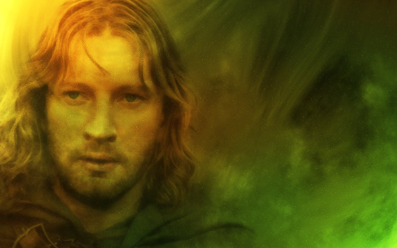 Faramir Laptop Wallpaper