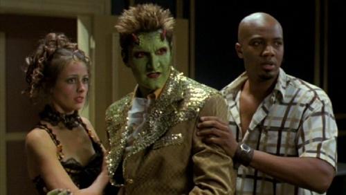Fred, Lorne, and Gunn
