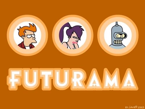 Futurama wallpaper entitled Futurama
