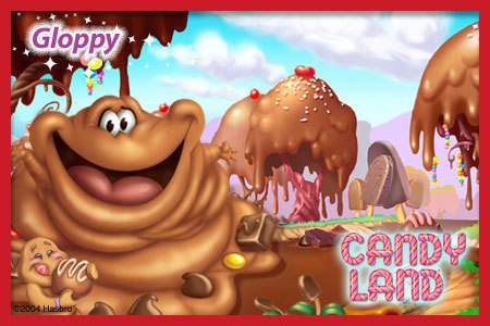 Gloppy - candy-land Photo