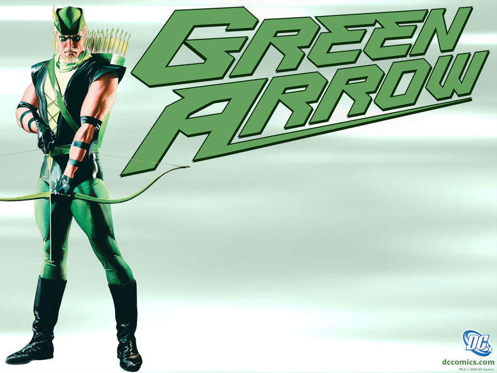 Green Arrow Green Arrow Wallpaper