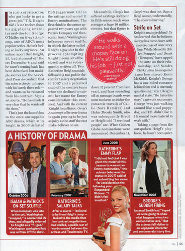 Grey's in US Magazine