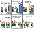 Happy 2009 Cyanide and Happiness - cyanide-and-happiness photo